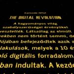A digitális forradalom egy évtizede