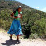 Fuss, mint a Tarahumara nők!