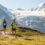Terep ultrafutó a Mont Blanc-on