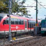 Vonattal és e-jeggyel a Déli és a Nyugati Pályaudvar közt?