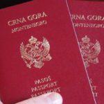 Örök élet montenegrói útlevéllel