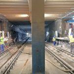 A metrópótlás első napja