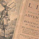 300 éve jelent meg a Robinson Crusoe