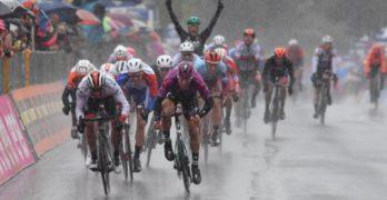 Giro d'Italia a helyszínről