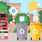 Wall-E életre kel – Robotok a környezetvédelemben