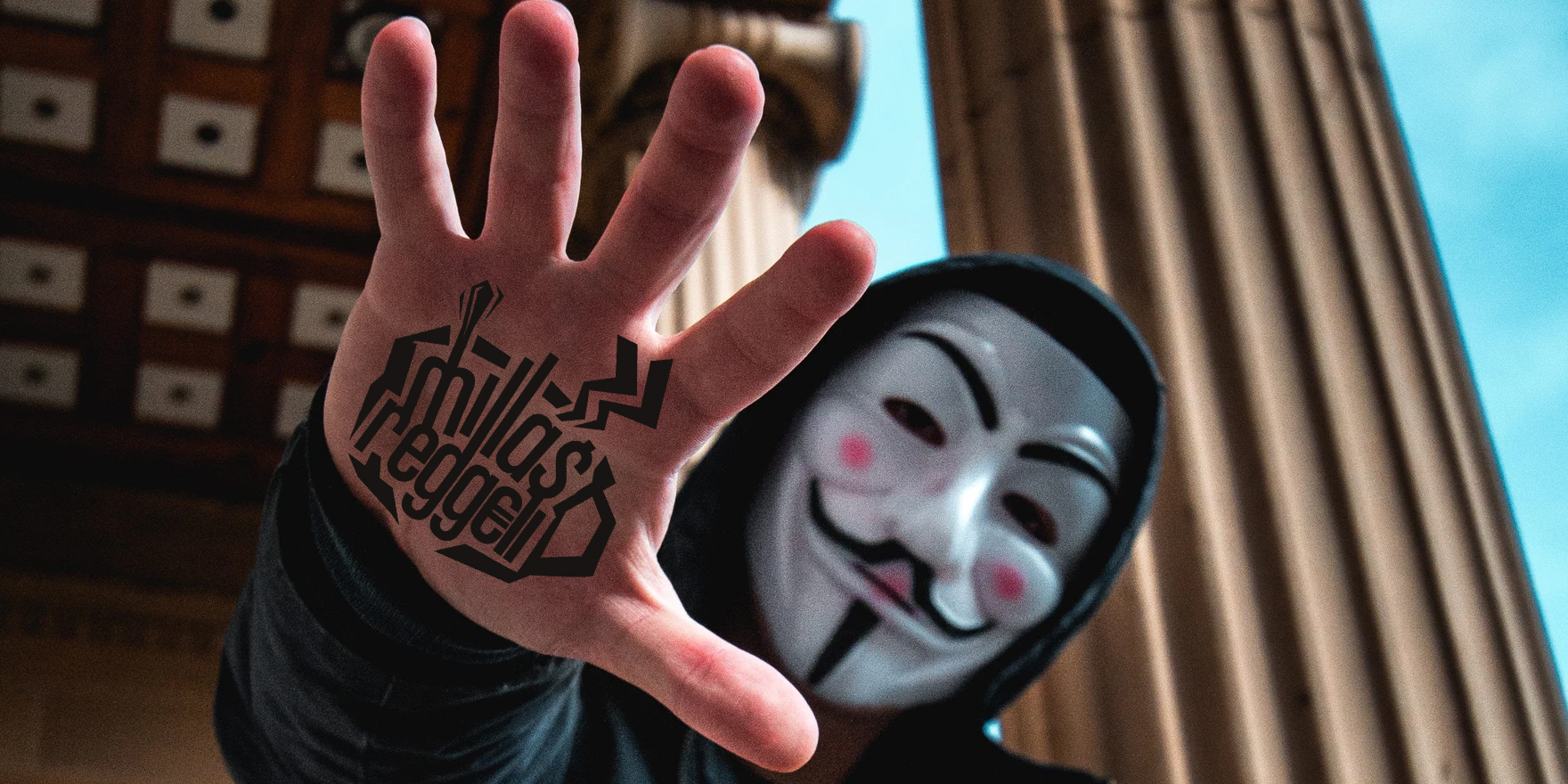 Indul a Millás hacker csoport!