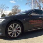 Tesla Model S P100D tesztvezetés