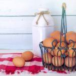 Húsvét előtti tojásfertőtlenítés