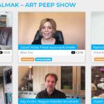 ART Peep Show: kukkoljuk meg a színészeket!