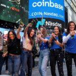 Coinbase – Tőzsdén a legnagyobb kriptobörze