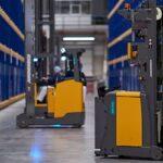 Tésztagyári robot melósok
