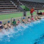 Mint hal a  vízben: úszásoktatás felnőtteknek
