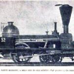 Pestről Vácra lehetett robogni az első magyar vasúttal